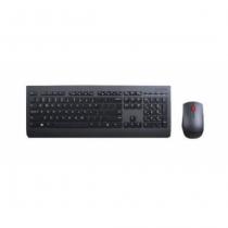 Lenovo 4X30H56809 Tastatur RF Wireless QWERTZ Deutsch Schwarz