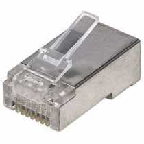 Intellinet 790529 Drahtverbinder RJ45 Silber