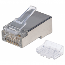 Intellinet 790505 Drahtverbinder RJ45 Metallisch