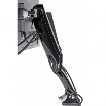 iiyama DS3001C-B1 Flachbildschirm-Tischhalterung 68,6 cm (27 Zoll) Klemme Schwarz