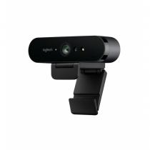 Logitech BRIO Webcam 4096 x 2160 Pixel USB 3.2 Gen 1 (3.1 Gen 1) Schwarz
