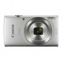 Canon Digital IXUS 185 Kompaktkamera 20 MP CCD 5152 x 3864 Pixel 1/2.3 Zoll Silber