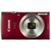 Canon Digital IXUS 185 Kompaktkamera 20 MP CCD 5152 x 3864 Pixel 1/2.3 Zoll Rot