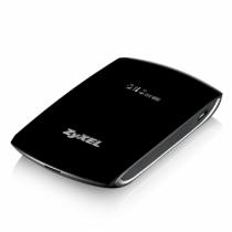 Zyxel WAH7706 v2 WLAN-Router Dual-Band (2,4 GHz/5 GHz) 3G 4G Schwarz