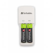 Verbatim Compact Charger-Ladegerät mit EU-Stecker