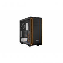 be quiet! Pure Base 600 Window Midi Tower Schwarz, Orange