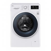 LG F14WM7EN0 Waschmaschine Freistehend Frontlader Weiß 7 kg 1400 RPM A+++