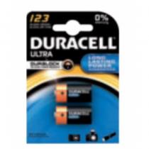 Duracell Ultra 123 BG2 Einwegbatterie CR123A Lithium
