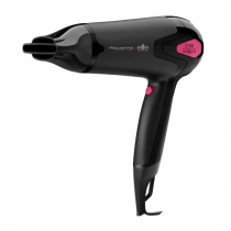 Rowenta Studio Dry Elite CV5372 Schwarz, Pink 1700 W