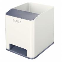 Leitz 53631001 Stiftehalter Weiß Polystyrene