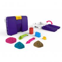 Kinetic Sand Sandspiel Koffer mit 907 g Sand