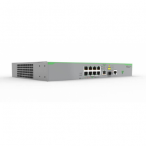Allied Telesis AT-FS980M/9-50 Managed Fast Ethernet (10/100) Grau