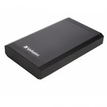 Verbatim Store 'n' Save 3.5 Zoll HDD-Gehäuse Schwarz