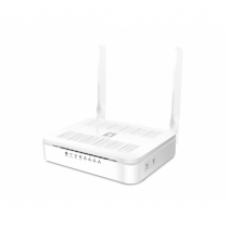 LevelOne WGR-8031 WLAN-Router Dual-Band (2,4 GHz/5 GHz) Gigabit Ethernet Weiß