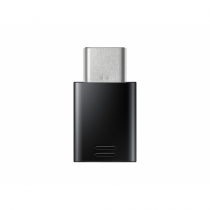 Samsung EE-GN930BBEGWW Kabelschnittstellen-/Gender-Adapter USB C Micro USB Schwarz