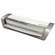 Leitz iLAM Office Pro A3 Heisslaminator 500 mm/min Grau, Silber