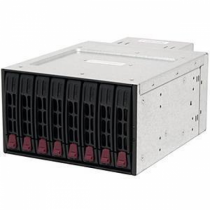 Fujitsu Upgr to 8x SFF Carrier Panel