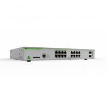 Allied Telesis AT-GS970M/18-50 Managed L3 Gigabit Ethernet (10/100/1000) Grau 1U