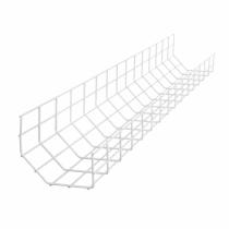 R-Go Tools R-Go Steel Basic Kabelschacht, weiß