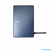 ASUS SimPro Dock Verkabelt USB 3.2 Gen 1 (3.1 Gen 1) Type-C Schwarz, Blau