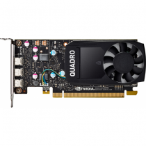 HP NVIDIA Quadro P400 Grafikkarte mit 2 GB