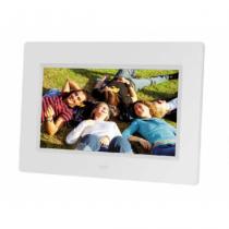 Braun DigiFrame 711 Digitaler Bilderrahmen 17,8 cm (7 Zoll) Weiß