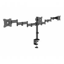 Equip 650116 Flachbildschirm-Tischhalterung 68,6 cm (27 Zoll) Klemme Schwarz