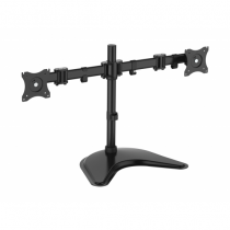 Equip 650118 Flachbildschirm-Tischhalterung 68,6 cm (27 Zoll) Freistehend Schwarz