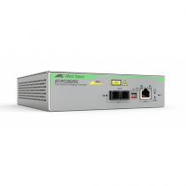 Allied Telesis AT-PC200/SC-60 Netzwerk Medienkonverter 100 Mbit/s 1310 nm Multi-Modus Grau