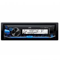 JVC KD-X33MBT Schwarz 200 W Bluetooth