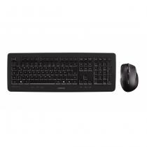 CHERRY DW 5100 Tastatur RF Wireless US Englisch Schwarz