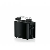 Braun HT3010BK Toaster 1 Scheibe(n) Schwarz 1000 W