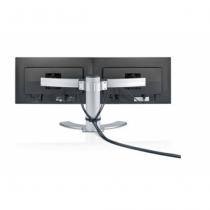 Fujitsu S26361-F2601-L750 Flachbildschirm-Tischhalterung 68,6 cm (27 Zoll) Silber