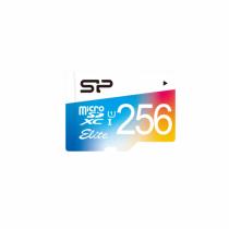 Silicon Power Elite Speicherkarte 256 GB MicroSDXC Klasse 10 UHS-I