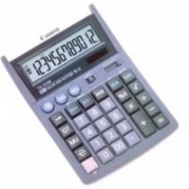 Canon TX-1210E Taschenrechner Desktop Display-Rechner Lila