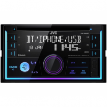 JVC KW-R930BT Schwarz 50 W Bluetooth