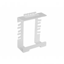 Equip 650807 Kabel-Organizer Kabelhalter Tisch/Bank Weiß 1 Stück(e)