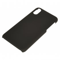 Sandberg Cover iPhone X/XS hard Black Handy-Schutzhülle