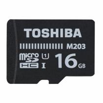 Toshiba M203 Speicherkarte 16 GB MicroSDXC Klasse 10 UHS-I