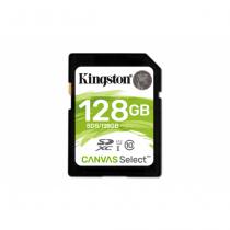 Kingston Technology Canvas Select Speicherkarte 128 GB SDXC Klasse 10 UHS-I