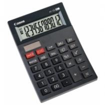 Canon AS-120 Taschenrechner Tasche Display-Rechner Grau