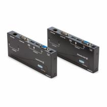StarTech.com USB VGA KVM Verlängerung bis zu 150m - KVM extender über Cat5 UTP Netzwerkkabel
