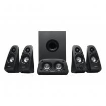 Logitech Z506 Lautsprecherset 5.1 Kanäle 75 W Schwarz