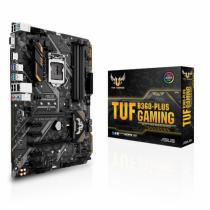 ASUS TUF B360-PLUS GAMING Motherboard LGA 1151 (Socket H4) ATX Intel® B360