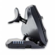 Contour Design Unimouse Maus RF Wireless IR LED 2800 DPI Linkshändig