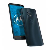 Motorola moto g⁶ 14,5 cm (5.7 Zoll) 3 GB 32 GB Dual-SIM 4G USB Typ-C Indigo Android 8.0 3000 mAh B-Ware