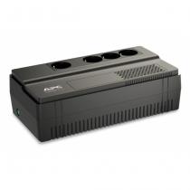 APC BV650I-GR Unterbrechungsfreie Stromversorgung (UPS) Line-Interaktiv 650 VA 375 W 4 AC-Ausgänge