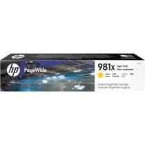 HP 981X Original Gelb
