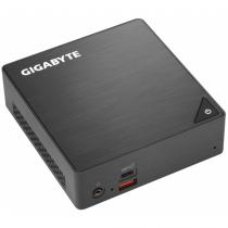 Gigabyte GB-BRI3-8130 PC/Workstation Barebone i3-8130U 2,2 GHz 0,46L Größe PC Schwarz