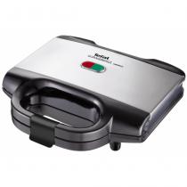 Tefal Ultracompact Sandwich-Toaster 700 W Schwarz, Edelstahl